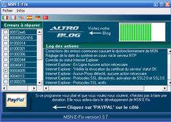 MSN E-Fix screen2