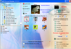 MSN Pictures Displayer