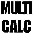 Multicalc logo
