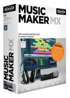 Music Maker MX : un studio de création et d'enregistrement audio performant