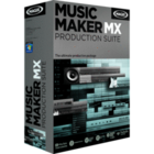Music Maker MX Production Suite : un studio de montage et de mixage audio