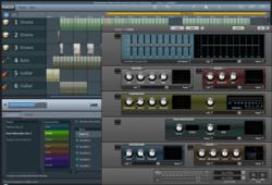 Music Maker MX  screen 2
