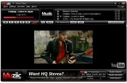 muziic player screen 2