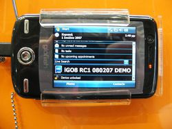 MWC 2008 Eten V900 02