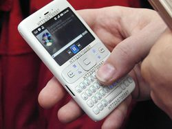 MWC 2008 Google Android Texas Instruments 04
