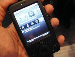 MWC 2008 HTC P3470 02