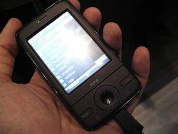 MWC 2008 HTC P3470 03