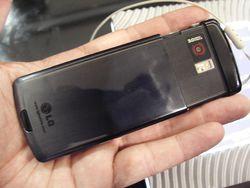 MWC 2008 LG KF510 04