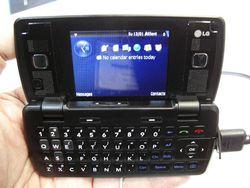 MWC 2008 LG KT610 03