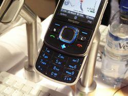 MWC 2008 Nokia 6120 02