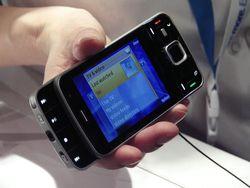 MWC 2008 Nokia N96 03