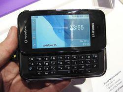 MWC 2008 Samsung F700 02