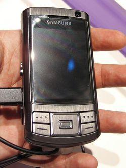 MWC 2008 Samsung G810 01