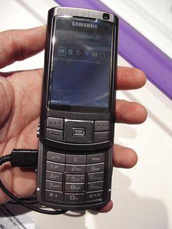 MWC 2008 Samsung G810 03