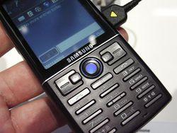 MWC 2008 Samsung i550 02