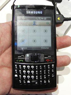 MWC 2008 Samsung i780 01