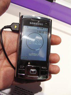 MWC 2008 Samsung P960 01