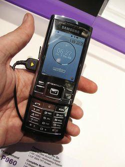 MWC 2008 Samsung P960 02