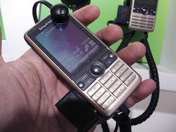 MWC 2008 Sony Ericsson G700 01