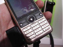 MWC 2008 Sony Ericsson G700 02