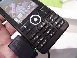 MWC 2008 Sony Ericsson G900 02
