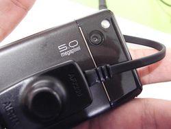MWC 2008 Sony Ericsson G900 03