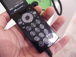MWC 2008 Sony Ericsson W980 03