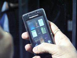 MWC 2008 Sony Ericsson Xperia 03
