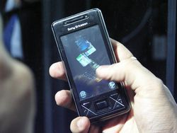 MWC 2008 Sony Ericsson Xperia 04