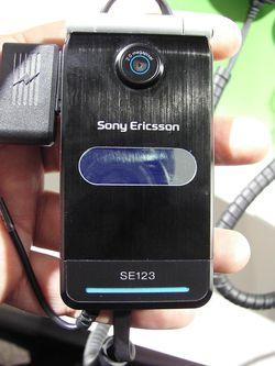 MWC 2008 Sony Ericsson Z770 01