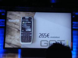 MWC Nokia 10 E55