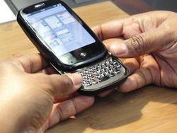 MWC Palm Pre WebOS 07
