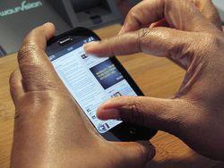 MWC Palm Pre WebOS 10