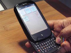 MWC Palm Pre WebOS 16