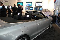 MWC Qualcomm Audi 10
