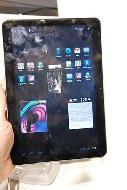 MWC Samsung Galaxy Tab 101 02