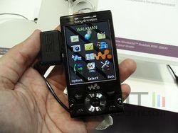 MWC Sony Ericsson W995 01