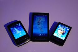 MWC Sony Ericsson X10 gamme 02