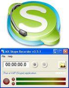 MX Skype Recorder : sauvegarder des conversations sur Skype