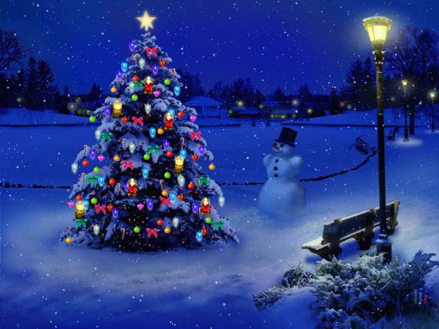 Theme For Christmas Tree
