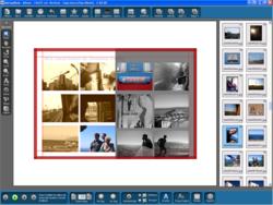 MyEasyBook screen 2