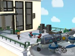 MySims Agents - Wii - 2