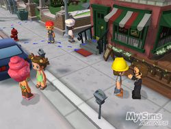 MySims Agents - Wii - 3