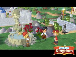 MySims Kingdom (5)