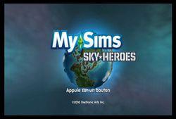 MySims SkyHeroes (5)