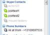 Téléphonie sur IP via Skype pour la communauté MySpace