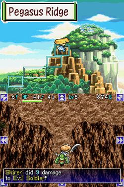 Mystery Dungeon : Shiren the Wanderer   10