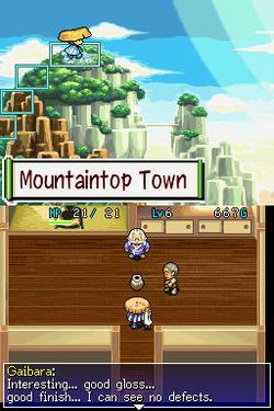 Mystery Dungeon : Shiren The Wanderer   14