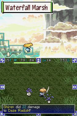 Mystery Dungeon : Shiren The Wanderer   17