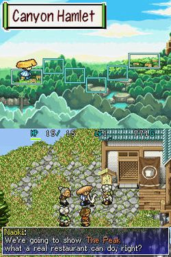 Mystery Dungeon : Shiren The Wanderer   1